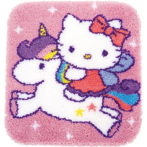 Tapis Hello Kitty Et Licorne