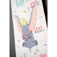 Groeimeter Disney Dumbo oh happy day