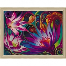 Diamond Painting Mystieke Lotus