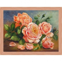Diamond Painting Rozen