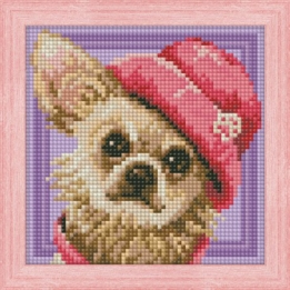 Diamond Painting Chihuahua