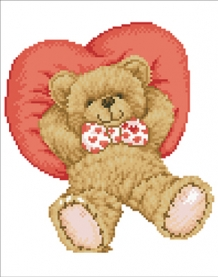 Diamond Painting Relax-a-Bear