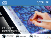 Led lightpad 'Dotz Lite - Everyday'