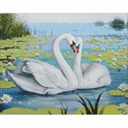 Diamond Painting Zwanezang