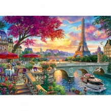 Diamond Painting 1 meter Parijs